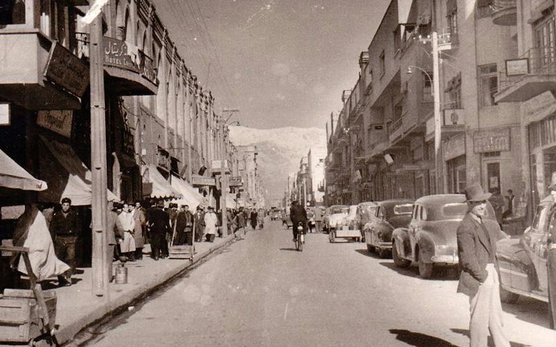 خیابان لاله زار