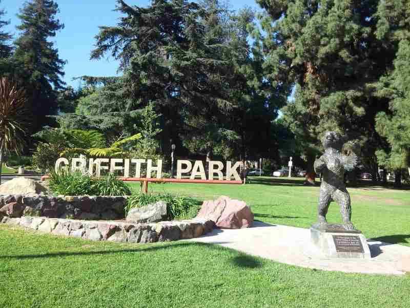 گریفیث پارک کالیفرنیا