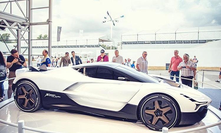Vazirani Shul supercar concept / سوپراسپرت مفهومی وزیرانی شیول