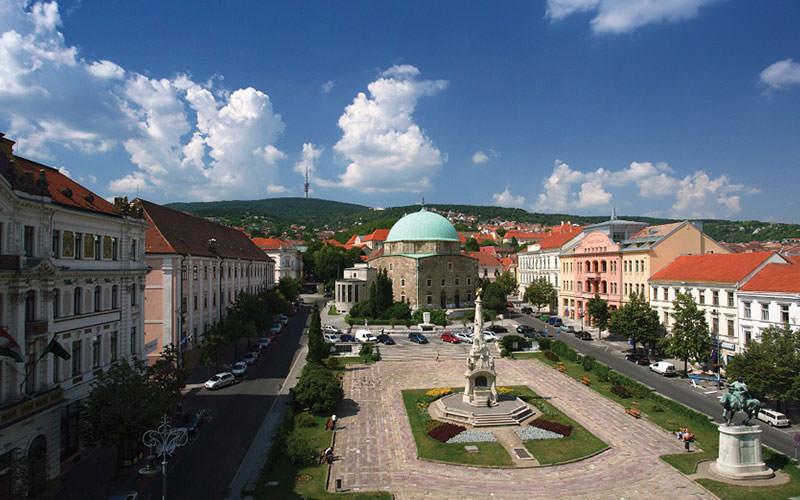 پچ مجارستان