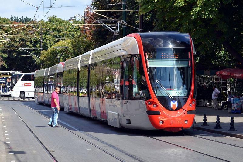 حمل و نقل عمومی در ترکیه
