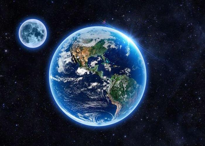 اثر بین ماه و زمین