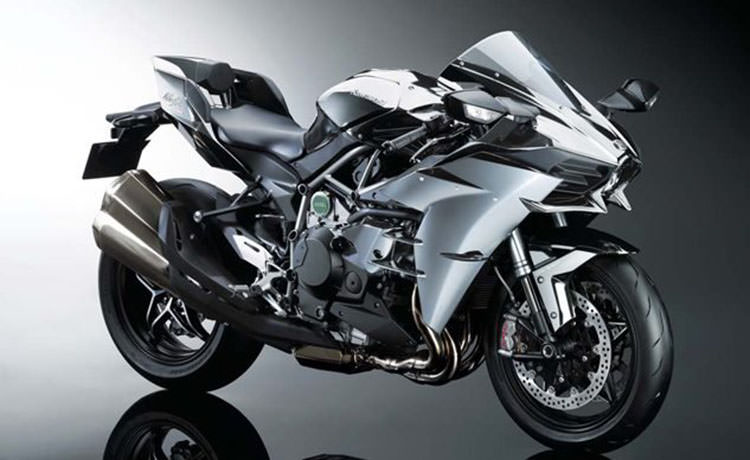 Kawasaki Ninja H2 / موتورسیکلت کاوازاکی نینجا H2