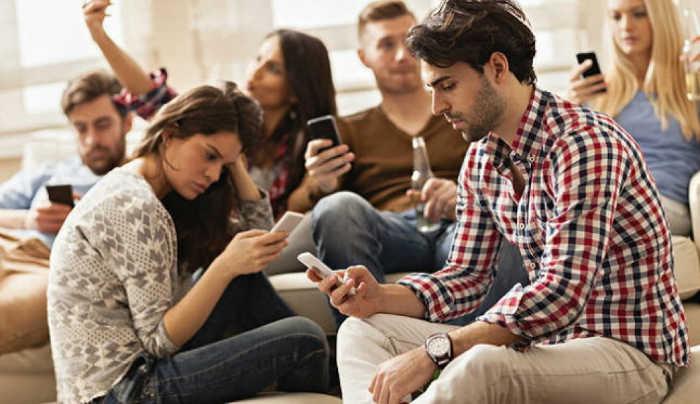 روابط در شبکه های اجتماعی