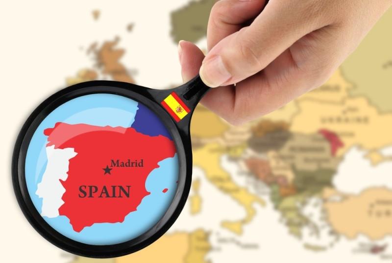 تحصیل اسپانیا