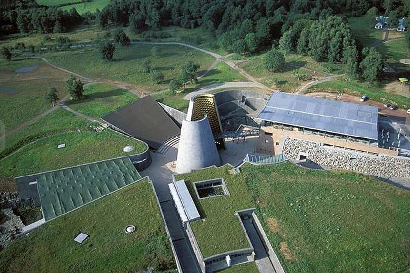 موزه آتشفشان فرانسه