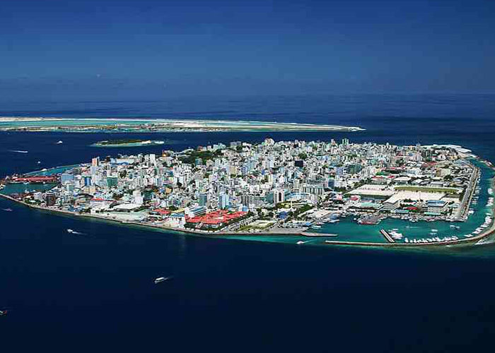 غرق شدن مالدیو در اثر افزایش سطح دریا