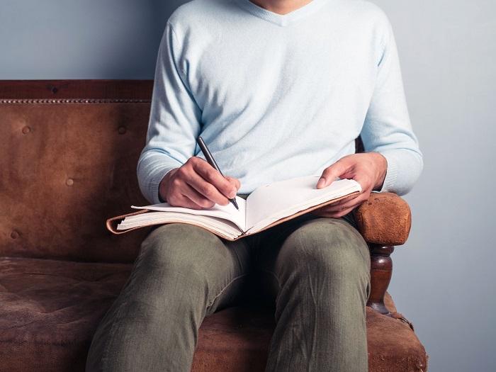 دفترچه خاطرات