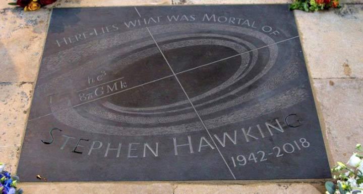 سنگ یادبود هاوکینگ
