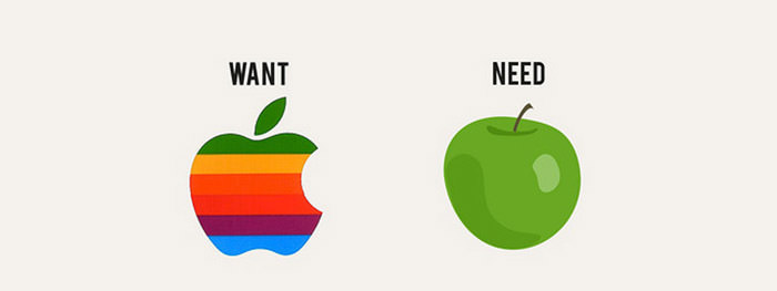 نیازها و خواسته ها