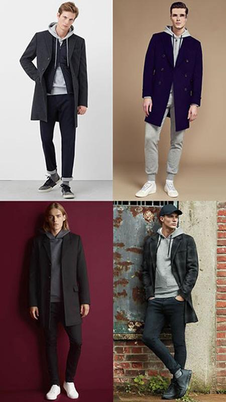 تیپ های آقایان در پاییز و زمستان| پیشنهاد لباس پوشیدن آقایان در سرما