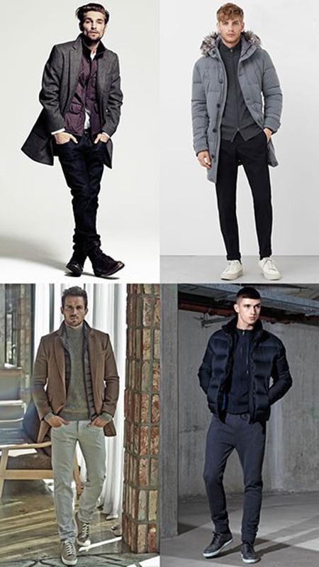 راهنمای لباس گرم پوشیدن آقایان|نحوه پوشش آقایان در زمستان