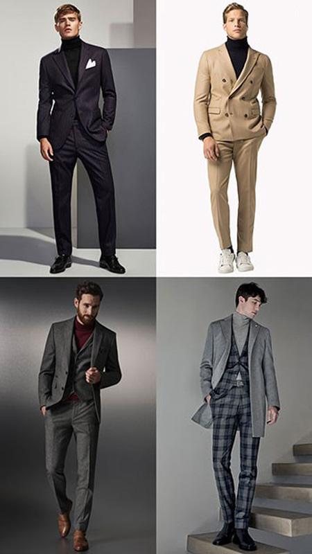تیپ های پاییزی آقایان| راهنمای لباس پوشیدن آقایان در زمستان