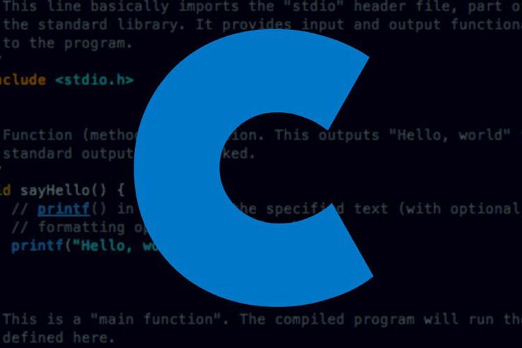 زبان برنامهنویسی سی / C Programming Language