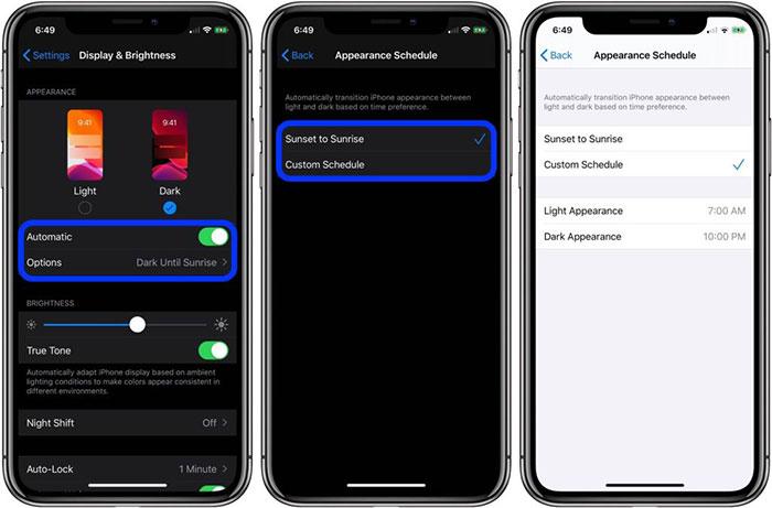قابلیت های iOS 13