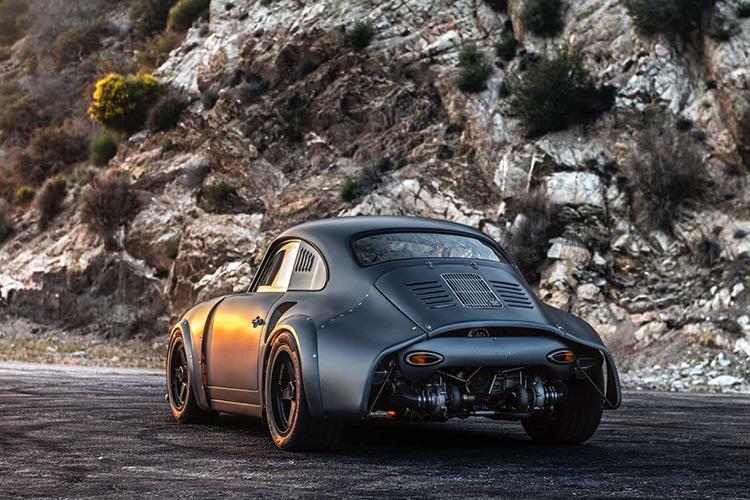 پورشه 356 RSR