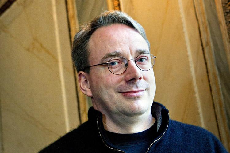 لینوس توروالدز / Linus Torvalds