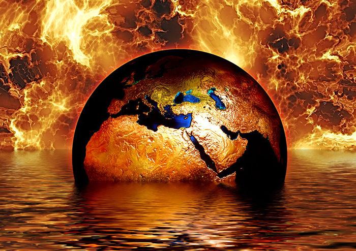 گرمایش جهانی