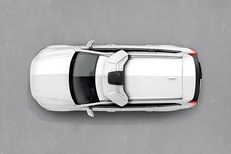Autonomous Volvo XC90 / شاسی بلند ولوو XC90 خودران