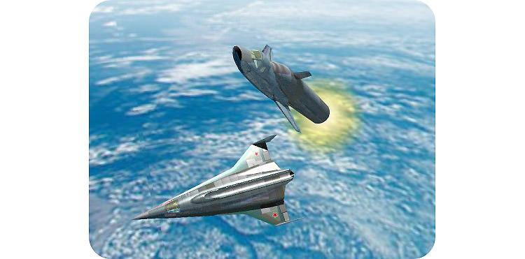 فضاپیمای اسپرایرال / Spiral Spacecraft