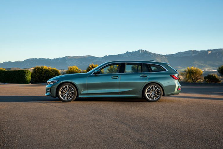 2020 BMW 3 Series Touring / بی ام و سری 3 تورینگ استیشن واگن