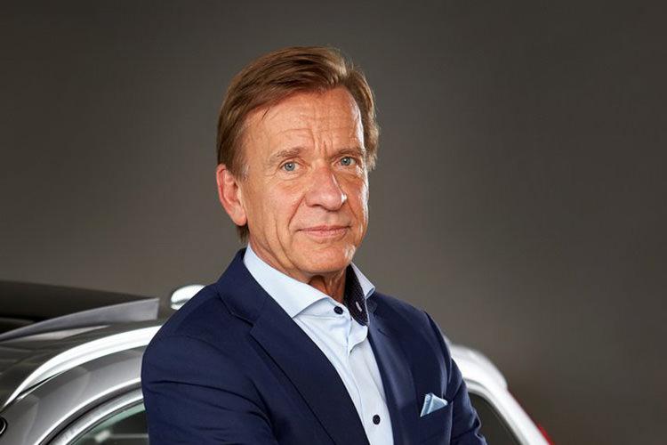 Volvo Hakan Samuelsson / ولوو هاکان ساموئلسون