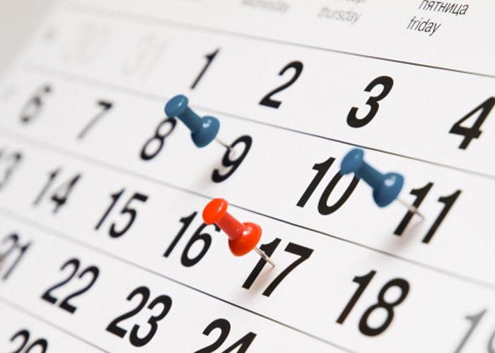تقویم کاغذی