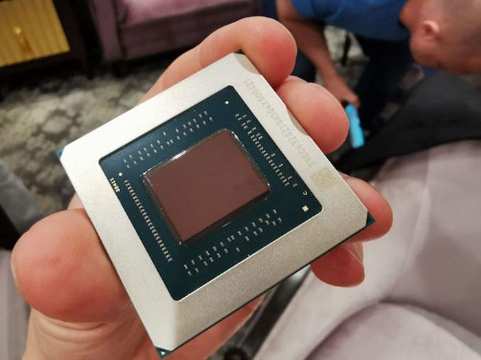 پردازنده ۷ نانومتری