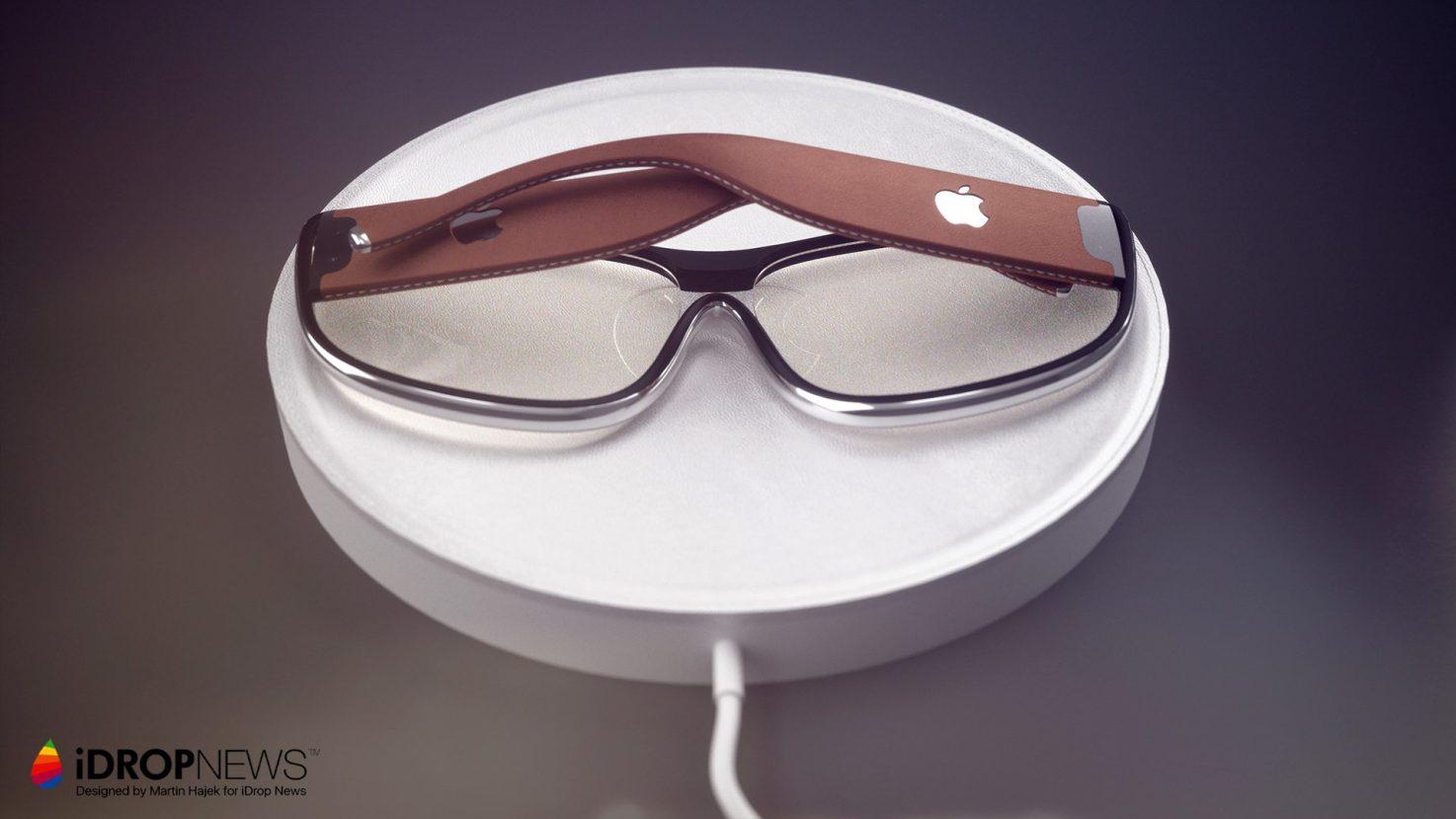 واقعیت افزوده اپل / عینک واقعیت افزوده / Apple AR