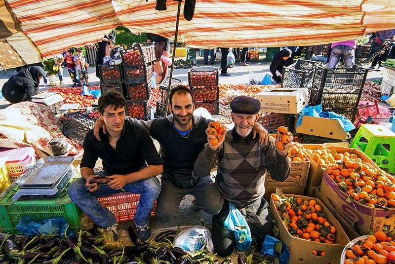 بازارهای هفتگی رامسر