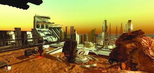 سکونتگاه انسانی در سیاره مریخ