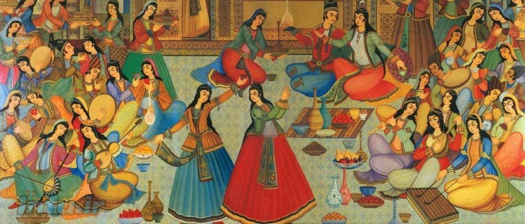 یلدا از کهن ترین جشن ها