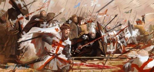 همه چیز درباره جنگ های صلیبی