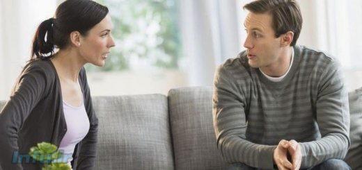 مشاجره زن و مرد