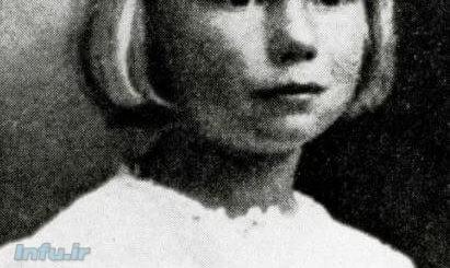 مه Pierstorff ، که از طریق پست ارسال شده است. (عکس: موزه ملی پستی اسمیتسونیان)