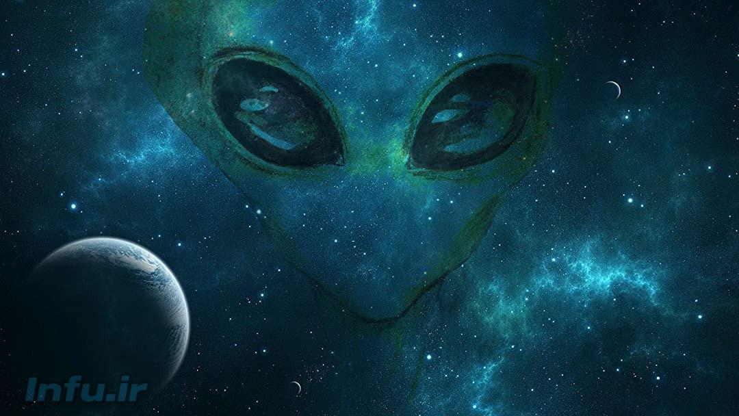 برخورد ذوالقرنین با UFO